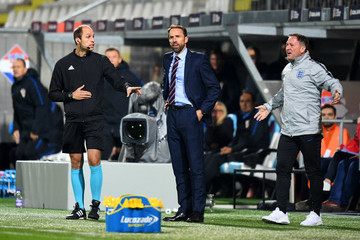 Steve Holland Croatia vs. England - UEFA Nations League A