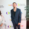 Steve Howey Creative Coalition's Annual Television Humanitarian Awards Gala 2019 - Arrivals