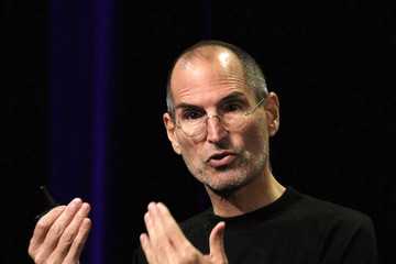 Steve Jobs Apple Launches Upgraded iPod