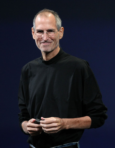 Steve Jobs Returns For Apple  Product Announcements