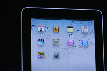 Steve Jobs Apple Unveils iPad 2