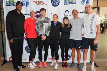 Steve Johnson Manhattan Country Club And First Break Academy Foundation Hosts 2nd Annual LA Tennis Bash