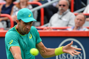 Steve Johnson Rogers Cup Presented by National Bank - Day 4