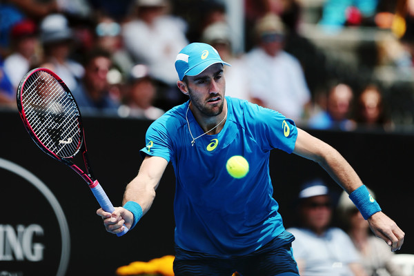 Fourth Seed Steve Johnson Gets A Steady-As-It-Goes Win Over Stephane Robert In Auckland