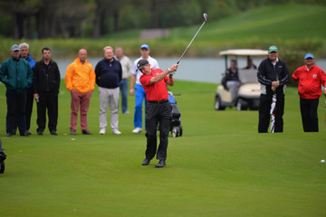 Steve Jones Golfplan Insurance PGA Pro-Captain Challenge supported by Canopius - Day 2