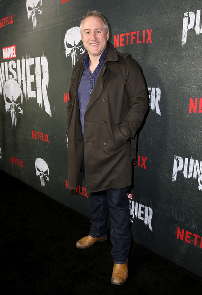 'Marvel's The Punisher' Seasons 2 Premiere [premiere,flooring,carpet,event,fictional character,performance,steve lightfoot,marvels the punisher,seasons,arclight hollywood,california,premiere]