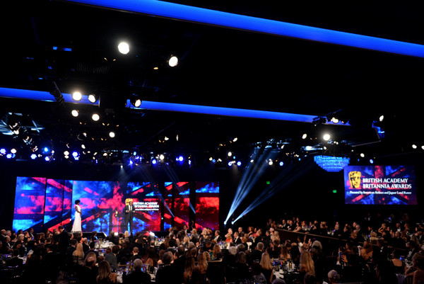 2018 British Academy Britannia Awards Presented By Jaguar Land Rover And American Airlines