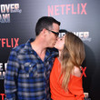 Steve-O Premiere Of Netflix's 'Game Over, Man!' - Red Carpet