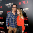 Steve-O The Premiere Of Netflix Film 'Game Over, Man!' At The Regency Village Westwood In Los Angeles