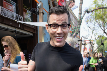 Steve-O Stormy Daniels Receives A City Proclamation And Key To The City Of West Hollywood