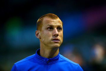 Steve Sidwell Brighton & Hove Albion v Birmingham City - Sky Bet Championship