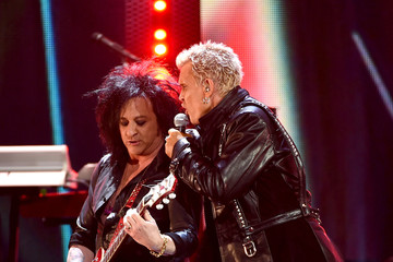 Steve Stevens 2016 iHeartRadio Music Festival - Night 1 - Show