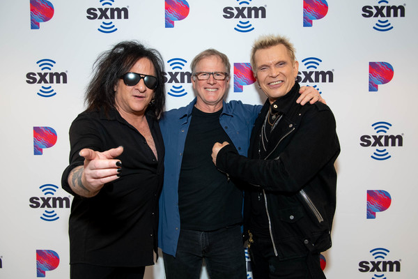"SiriusXM Presents: First Wave ""Close to Me"" With Billy Idol"