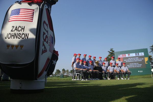 The Presidents Cup - Preview Day 2