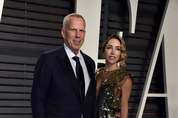 Steve Tisch 2017 Vanity Fair Oscar Party Hosted By Graydon Carter - Arrivals