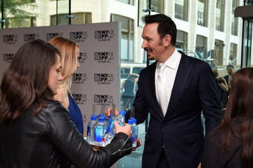 Steve Valentine FIJI Water at the Opening Night of the 53rd New York Film Festival Featuring the Walk