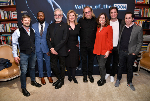 National Geographic's 'Valley Of The Boom' Screening