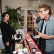 Steven Bauer HBO LUXURY LOUNGE Presented By Obliphica Professional - Day 2