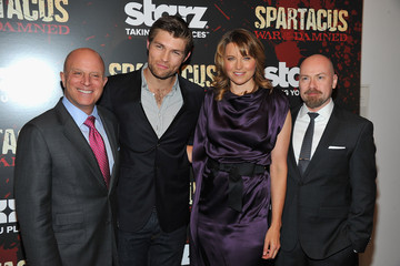 "Steven DeKnight ""Spartacus: War Of The Damned"" Series Finale Premiere"