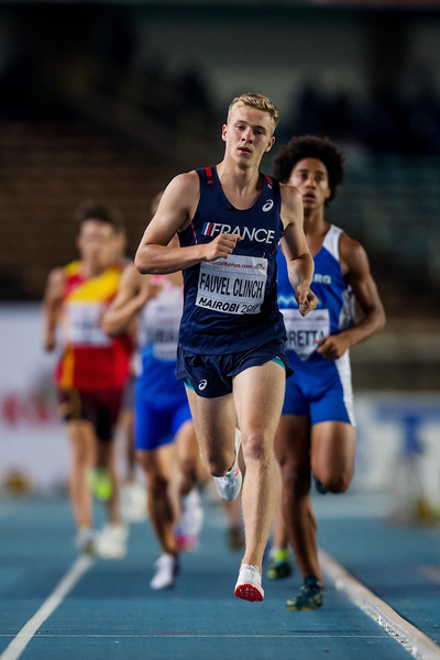 IAAF U18 World Championships - Day 2