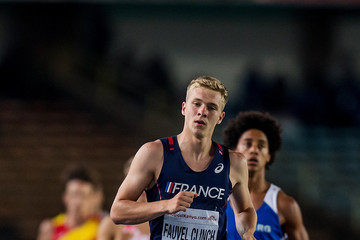 Steven Fauvel Clinch IAAF U18 World Championships - Day 2
