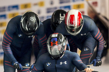Steven Holcomb IBSF Worldcup Final Koenigssee - Day 3