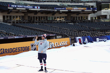 Steven Kampfer 2018 Bridgestone NHL Winter Classic - New York Rangers v Buffalo Sabres