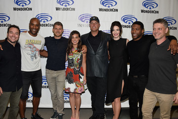 Steven Kane 'The Last Ship' Panel, TNT at Wondercon 2016