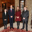 Steven Kennedy The Duke And Duchess Of Cambridge Meet Middle Temple Scholars
