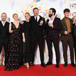 Steven Knight National Television Awards 2020 - Winners Room