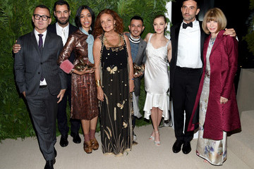 Steven Kolb 12th Annual CFDA/Vogue Fashion Fund Awards - Inside