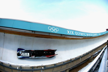 Steven Langton BMW IBSF Bobsleigh + Skeleton World Cup