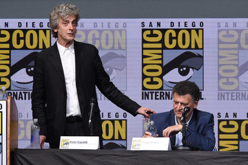 Steven Moffat Comic-Con International 2017 - 'Doctor Who' BBC America Official Panel