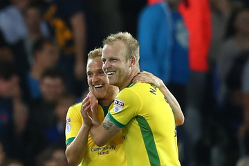 Steven Naismith Everton v Norwich City - EFL Cup Third Round