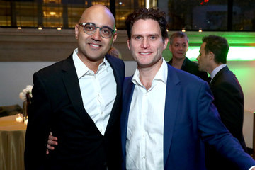 Steven Pasquale 2017 Steinberg Playwright Awards Honoring Ayad Akhtar And Lucas Hnath - Inside