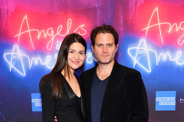 Steven Pasquale 'Angels In America' Broadway Opening Night - Arrivals Part 1