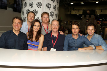Steven Quale Warner Bros. At Comic-Con International 2014