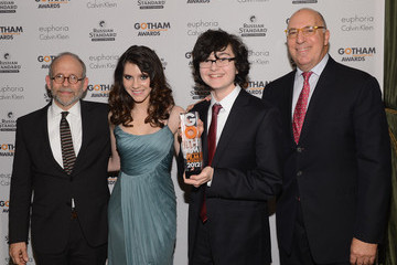 Steven Rales IFP's 22nd Annual Gotham Independent Film Awards - Backstage