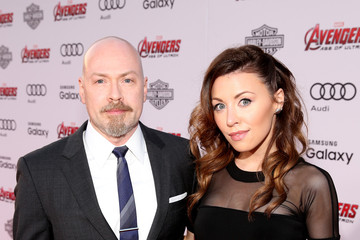 Steven S. DeKnight World Premiere of Marvel's 'Avengers: Age Of Ultron' - Red Carpet