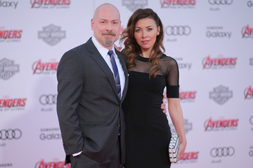 Steven S. DeKnight Premiere Of Marvel's 'Avengers: Age Of Ultron' - Arrivals