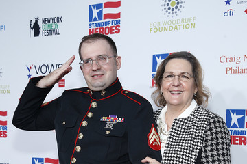 Steven Schulz 13th Annual Stand Up For Heroes