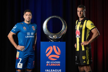 Steven Taylor A-League 2018/19 Season Launch