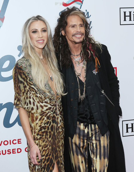 Steven Tyler's Grammy Awards Viewing Party Benefiting Janie's Fund - Arrivals