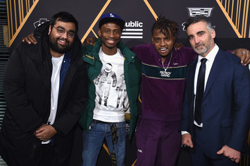 Steven Victor Republic Records Celebrates the GRAMMY Awards in Partnership with Cadillac, Ciroc and Barclays Center at Cadillac House - Red Carpet