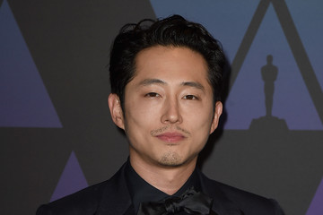 Steven Yeun Academy Of Motion Picture Arts And Sciences' 10th Annual Governors Awards - Arrivals
