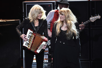 Stevie Nicks Christine McVie 60th Annual GRAMMY Awards - MusiCares Person Of The Year Honoring Fleetwood Mac - Show