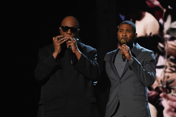 Stevie Wonder 57th Annual Grammy Awards Show