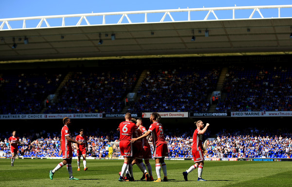 Ipswich Town vs. Middlesbrough - Sky Bet Championship