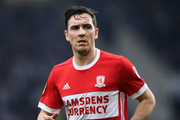 Stewart Downing Derby County vs. Middlesbrough - Sky Bet Championship