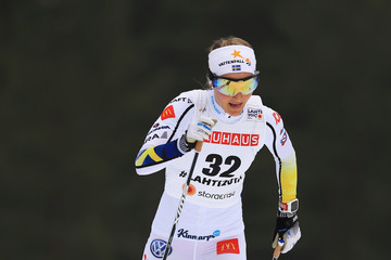 Stina Nilsson Women's Cross Country Distance - FIS Nordic World Ski Championships
